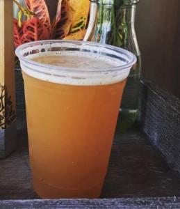 Beer at Hub