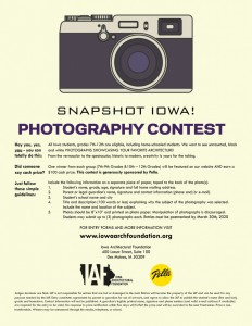 2020 Contest JPEG - Snapshot Iowa
